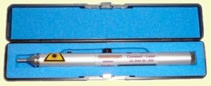 CL Mini 8mWatt Acupunture Laser in box